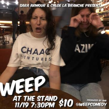 Weep with Sara Armour & Chloe LaBranche!-img