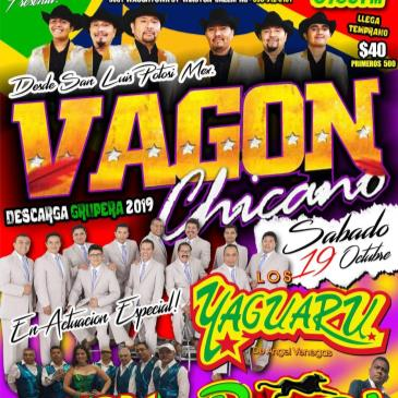VAGON CHICANO Y YAGUARU
