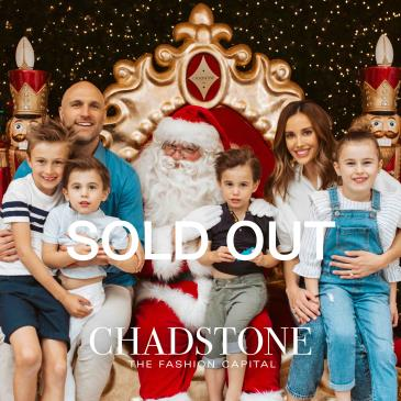 Your Chadstone Santa Experience