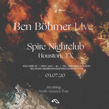 Ben Böhmer - HOUSTON: Main Image
