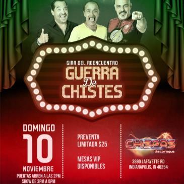 GUERRA DE CHISTES