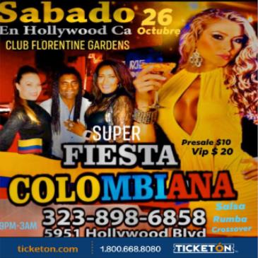 SUPER FIESTA COLOMBIANA
