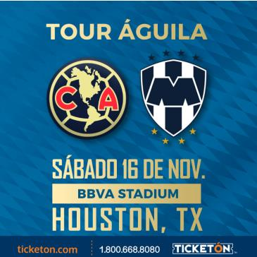 CLUB AMERICA VS MONTERREY: Main Image
