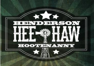 Henderson Hee Haw Hootenanny presented by The People's Bank: Main Image