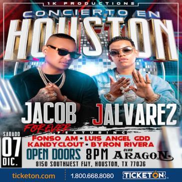 J ALVAREZ & JACOB FOREVER: Main Image