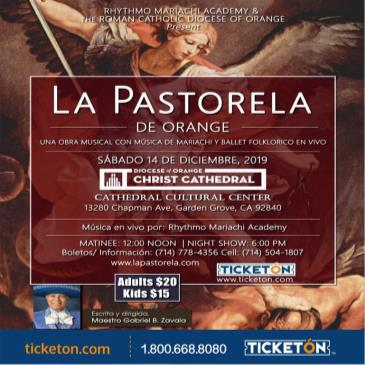 LA PASTORELA DE ORANGE: Main Image