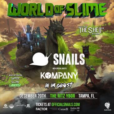 Snails - TAMPA: Main Image