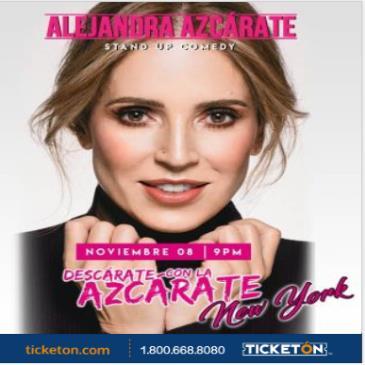 "ALEJANDRA AZCARATE ""DESCARATE CON LA AZCARATE"": Main Image"