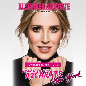 "ALEJANDRA AZCARATE ""DESCARATE CON LA AZCARATE"""
