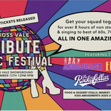 Moss Vale Music Tribute Festival