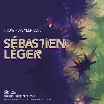 Sebastien Leger @ Treehouse Miami: Main Image