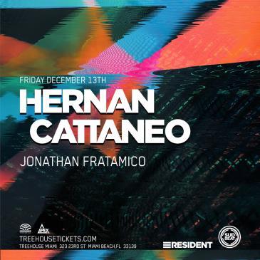 Hernan Cattaneo @ Treehouse Miami: Main Image