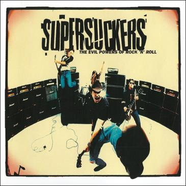 "Supersuckers ""The Evil Powers of Rock 'n' Roll"" 20 Year Tour: Main Image"