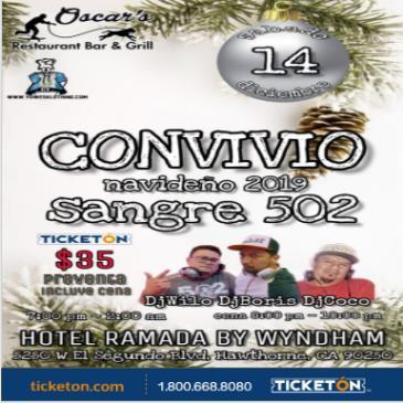 CONVIVIO NAVIDEÑO 2019: Main Image
