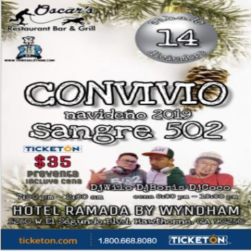CONVIVIO NAVIDEÑO 2019
