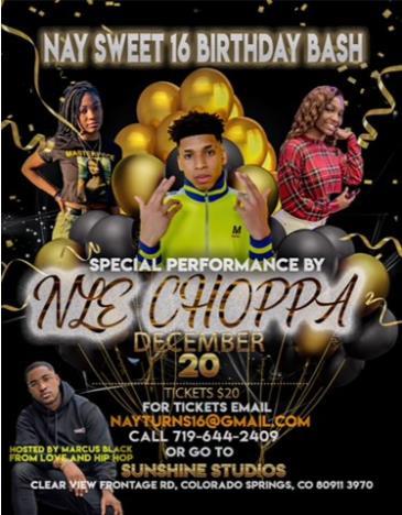 NLE Choppa: Main Image