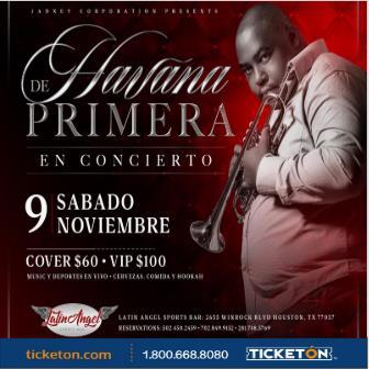 HAVANA D' PRIMERA: Main Image
