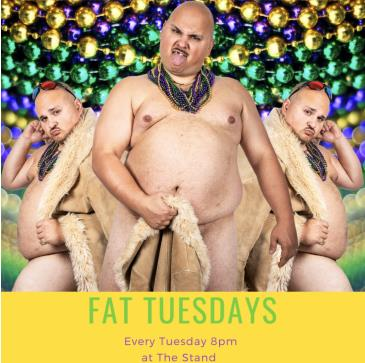 Stavros Halkias Presents Fat Tuesdays!: Main Image