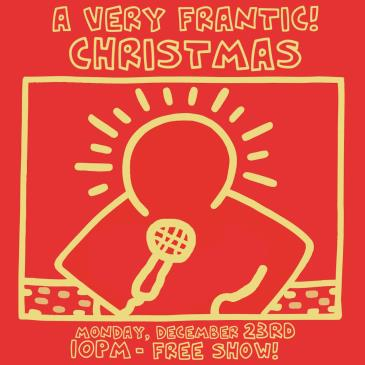 A Very Frantic Christmas!: Main Image