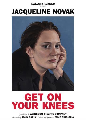 Jacqueline Novak's GET ON YOUR KNEES: Main Image