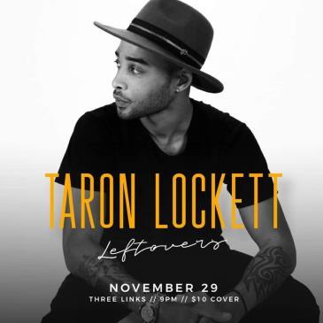 Taron Lockett: Main Image