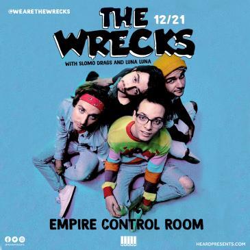 The Wrecks with Slomo Drags & Luna Luna-img