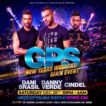 GPS: NEW YEARS WEEKEND MAIN EVENT: Main Image