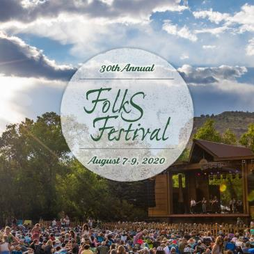30th Annual Rocky Mtn Folks Festival: Main Image