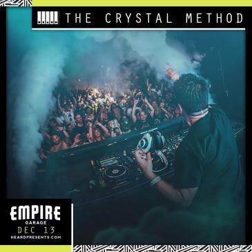 The Crystal Method: Main Image