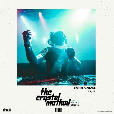 The Crystal Method with DROPT and DJ Koss-img