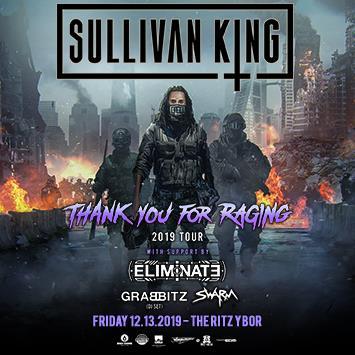 Sullivan King - TAMPA: Main Image