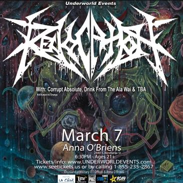 Revocation Live in Hawaii: Main Image