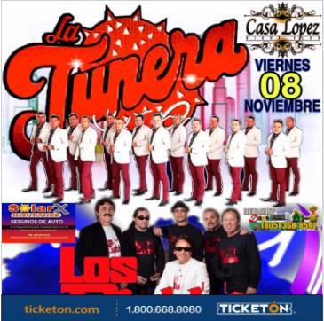 LA TUNERA: Main Image
