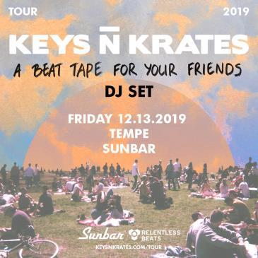 Keys N Krates (DJ SET): Main Image