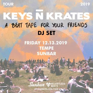 Keys N Krates (DJ SET)-img