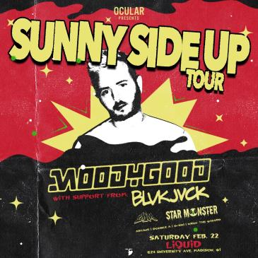 MOODY GOOD presents The Sunny Side Up Tour: Main Image