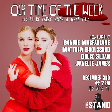 Our Time Of The Week!: Main Image