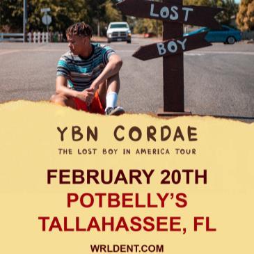 YBN Cordae - Tallahassee, FL-img