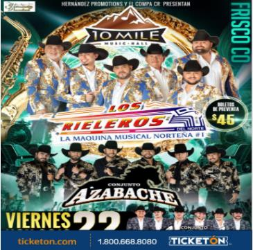 RIELEROS DEL NORTE: Main Image