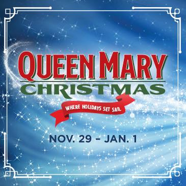 Queen Mary Christmas CABANAS: Main Image
