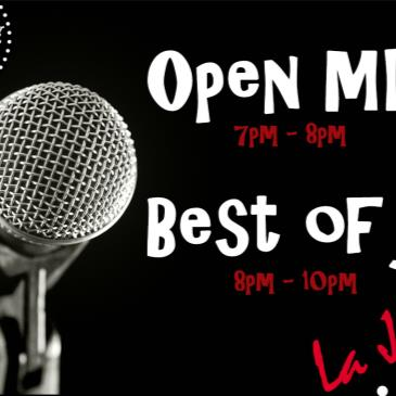 Open Mic + Best of SD (Free Show)-img