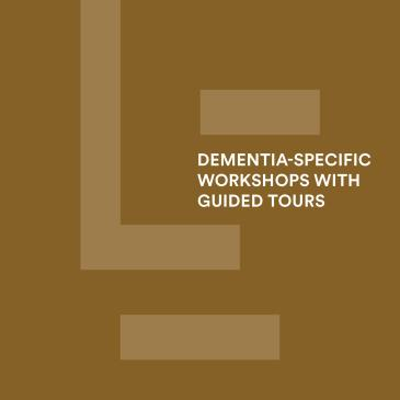 Dementia Workshop & Guided Tour - Portrait Photography-img