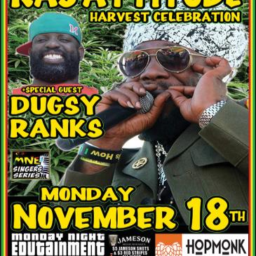MNE Singers Series feat. RAS ATTITUDE & DUGSY RANKS-img