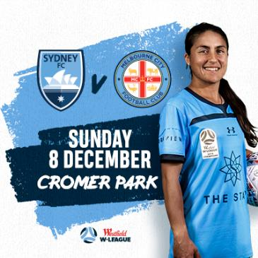 Round 4: Sydney FC v Melbourne City: Main Image