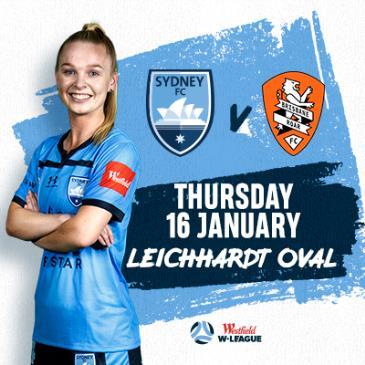 Round 10: Sydney FC v Brisbane Roar