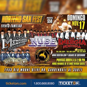 NORTEÑO SAX FEST: Main Image