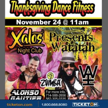 THANKSGIVING DANCE FITNESS