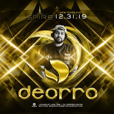 Deorro - HOUSTON: Main Image