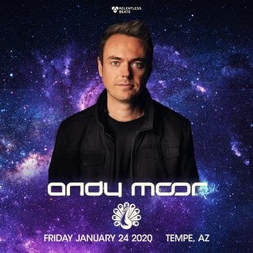 Andy Moor: Main Image