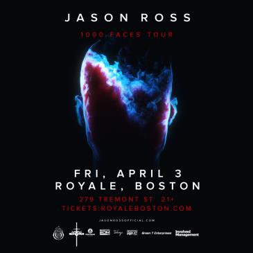 Jason Ross - BOSTON: Main Image